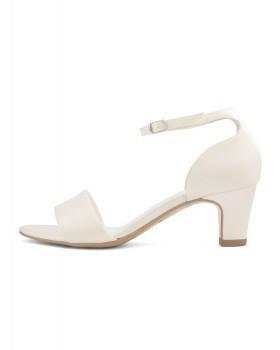 Svadobné sandálky Capri