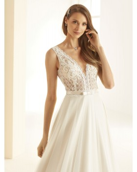 Svadobné šaty Arcada - veľ. od 36 do 44