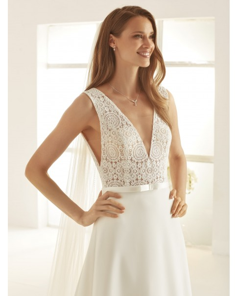 Svadobné šaty Dallas - veľ. od 36 do 44