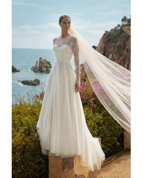 Svadobné šaty Daniela