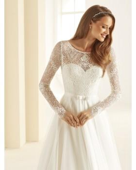 Svadobné šaty Daniela - veľ. od 36 do 48
