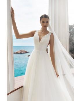 Svadobné šaty Julia - veľ. od 36 do 44