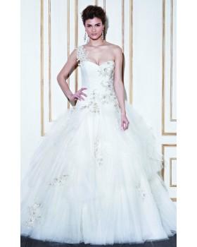 Svadobné šaty Blue by Enzoani Greece - výpredaj