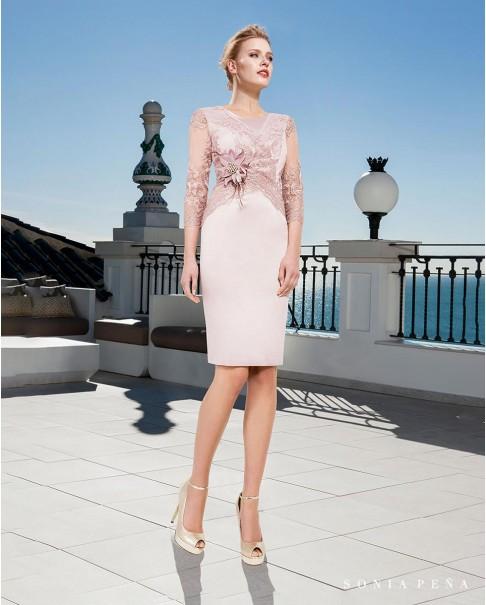 Šaty pre svadobnú mamu Sonia Peña 1190014