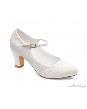 Svadobné topánky Agnes, G. Westerleigh