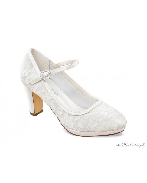 Svadobné topánky Alessia, G. Westerleigh