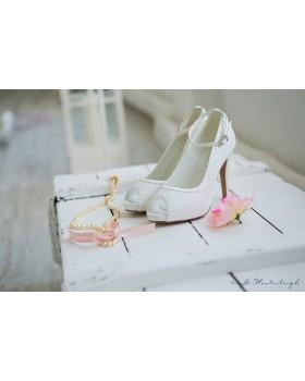 Svadobné topánky Leila, G. Westerleigh