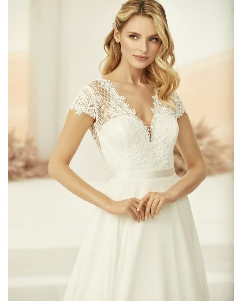 Svadobné šaty Drina, veľ. od 36 až do 44