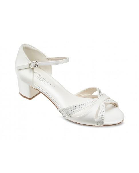 Svadobné sandálky Gigi, G. Westerleigh