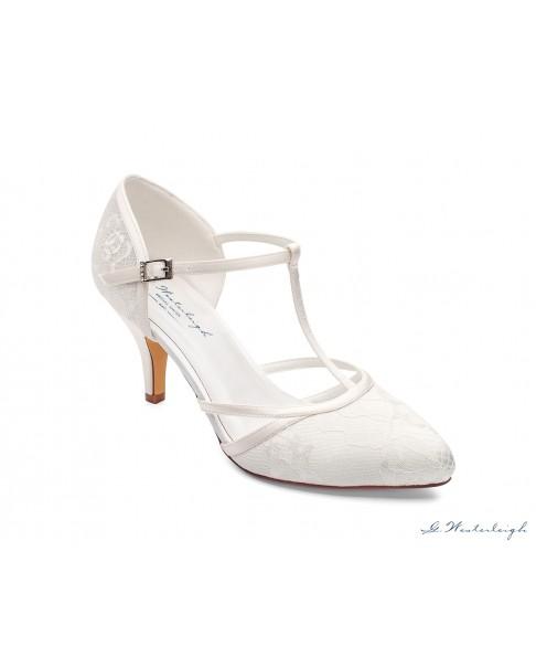 Svadobné topánky Jasmine, G. Westerleigh