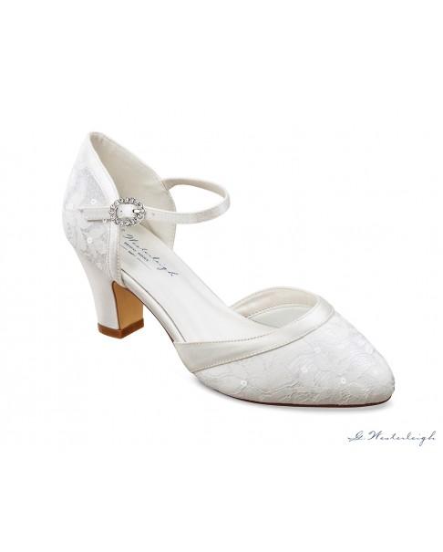 Svadobné topánky Livia, G. Westerleigh