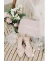 Svadobné topánky Marisol, G. Westerleigh
