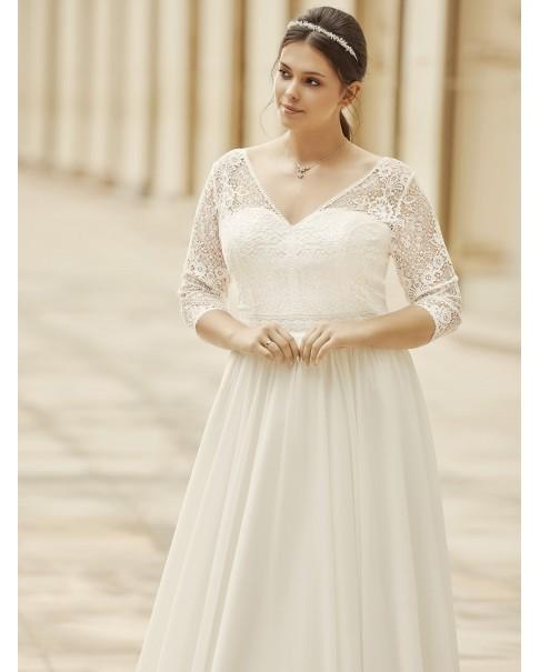 Svadobné šaty Medusa - veľ. od 36 do 52