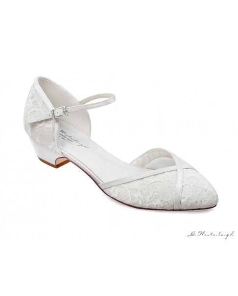 Svadobné topánky Mira, G. Westerleigh