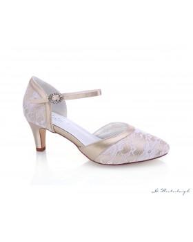 Svadobné a spoločenské  topánky Monica, G. Westerleigh