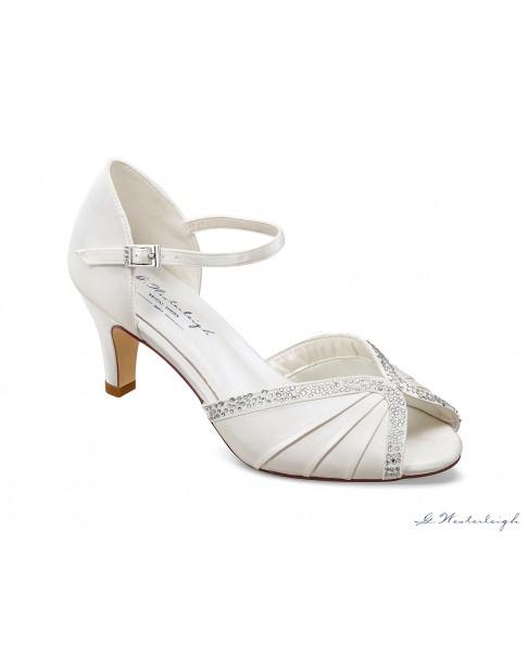 Svadobné sandálky Naomi, G. Westerleigh