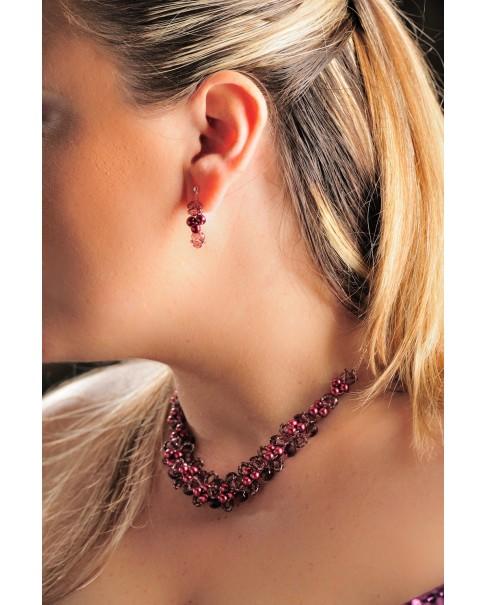 Súprava náhrdelník a náušnice ESTER