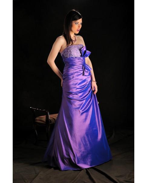 Spoločenské/plesové šaty AGATHA - výpredaj, jediný kus vo veľkosti 38
