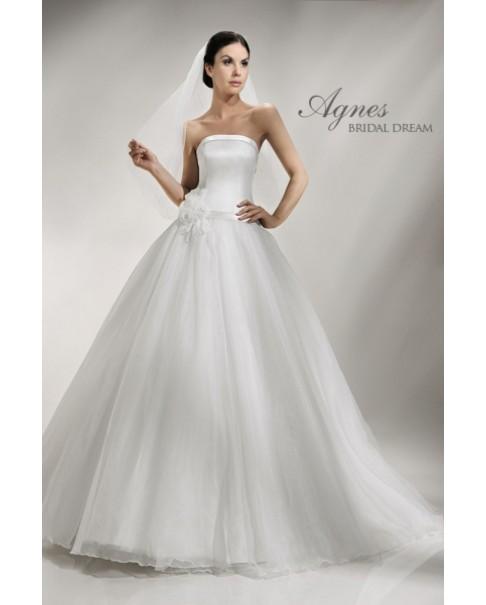 Svadobné šaty Agnes 10605