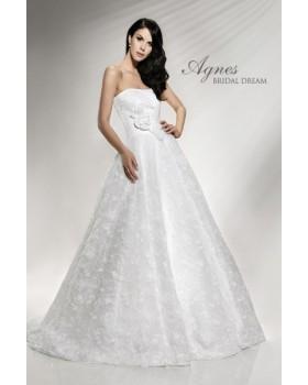 Svadobné šaty Agnes 10638