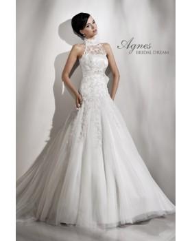 Svadobné šaty Agnes 10706