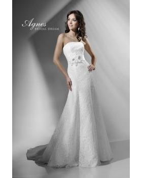 Svadobné šaty Agnes 10863