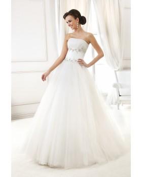 Svadobné šaty Agnes 11220 - výpredaj, veľ. 40
