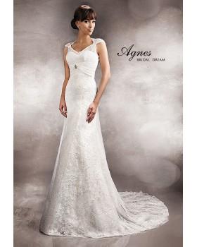 Svadobné šaty Agnes 11274