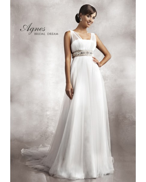 Svadobné šaty Agnes 11328 N-41