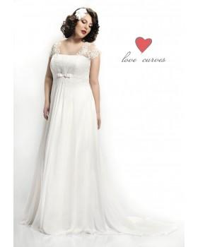 Svadobné šaty Agnes 11610