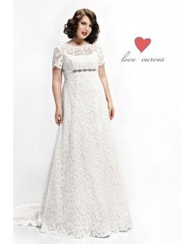 Svadobné šaty Agnes 11611 SH 54