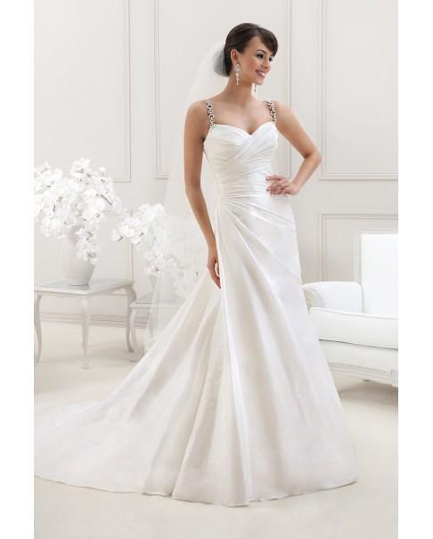 Svadobné šaty Agnes 11636
