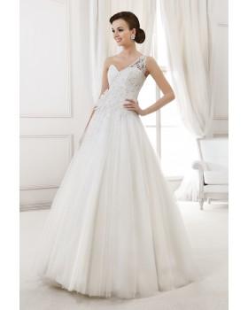 Svadobné šaty Agnes 11762