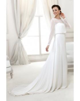 Svadobné šaty Agnes 11763