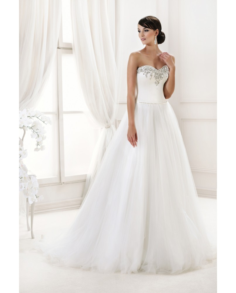 cc6155fdc svadobne saty outlet agnes bridal dream inspired collection 11782 ...