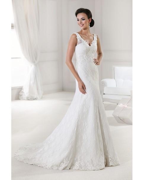 Svadobné šaty Agnes 11820