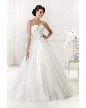 Svadobné šaty Agnes 11826