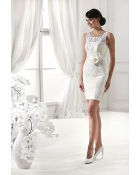 Svadobné šaty Agnes 11844