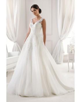 Svadobné šaty Agnes 11850