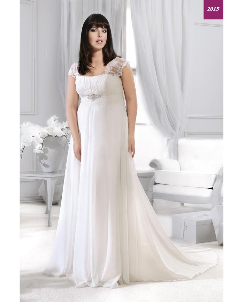 5e1f25d8724e svadobne saty pre moletky agnes bridal dream plus size collection ka ...