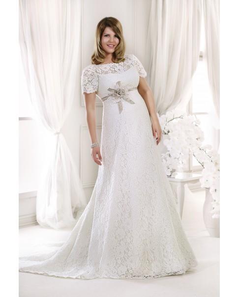 Svadobné šaty Agnes 11882 SH57