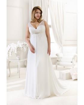 Svadobné šaty Agnes 11911