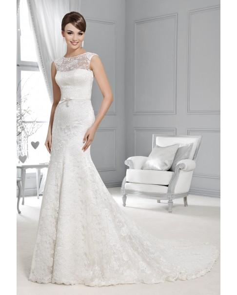 Svadobné šaty Agnes 14019