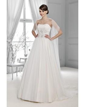 Svadobné šaty Agnes 14063