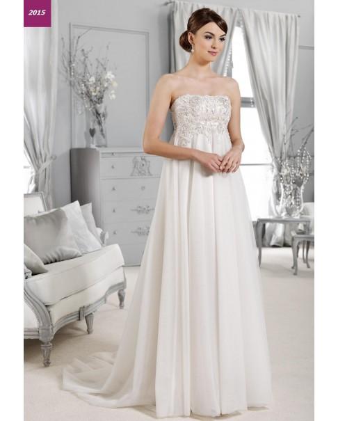Svadobné šaty Agnes 14097