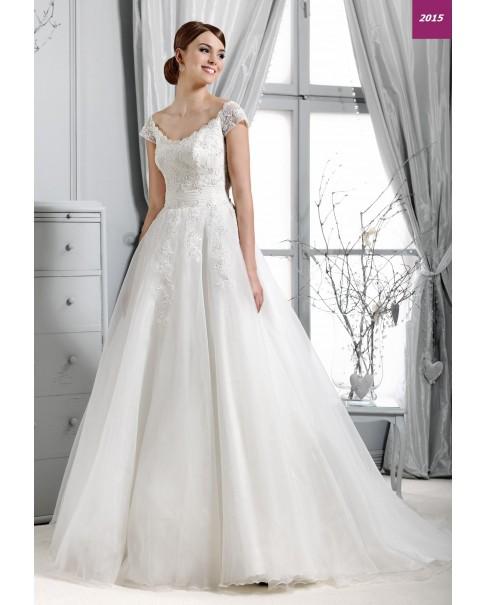 Svadobné šaty Agnes 14137