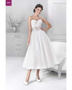 Krátke svadobné šaty Agnes 14181