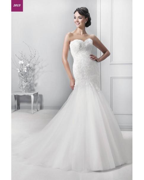 Svadobné šaty Agnes 14186