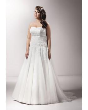 Svadobné šaty Agnes KA 14217