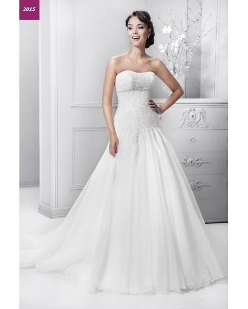 Svadobné šaty Agnes 14305